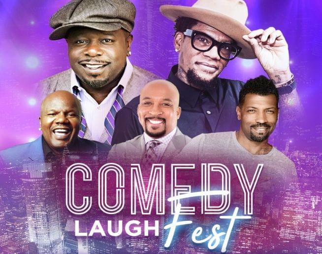 Comedy Laugh Fest – Landers Center