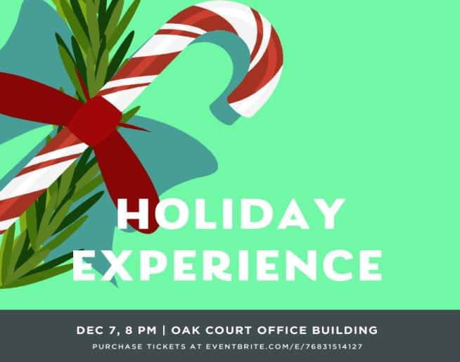 Holiday Experience – Oak Court Mall