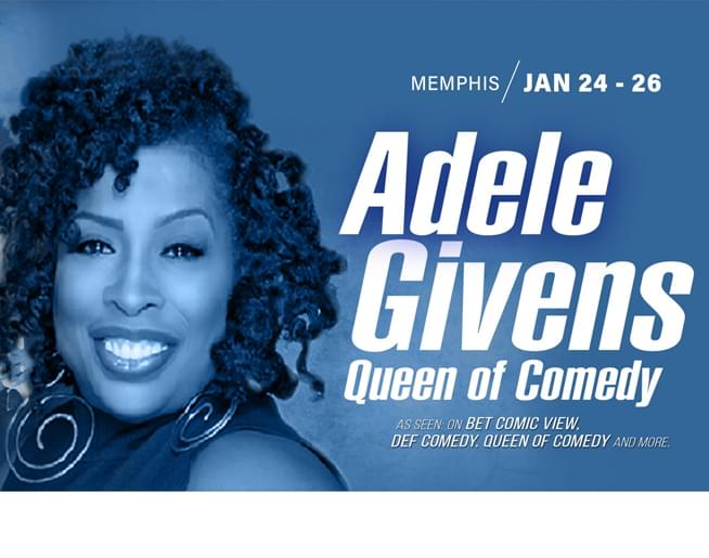 Adele Givens – Chuckles Comedy House