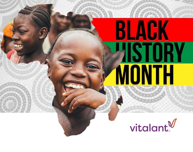 Black History Month – presented by Vitalant