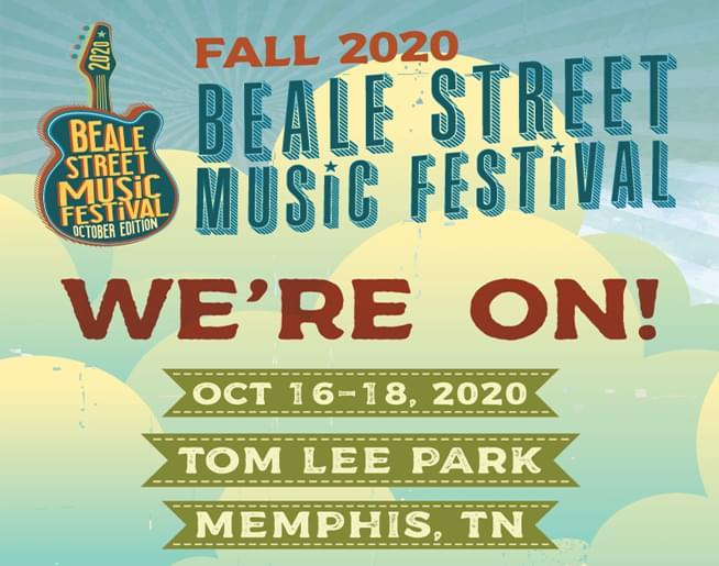 Beale Street Music Festival 2020 – Tom Lee Park