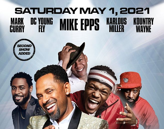 In Real Life Comedy Tour – Mike Epps