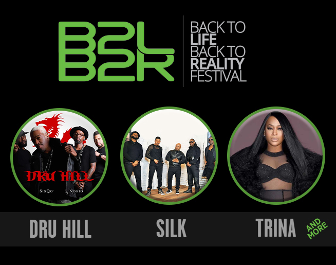 Back to Life Back to Reality Music Festival – Tunica