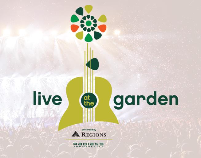 Live at the Garden – Radians Amphitheatre