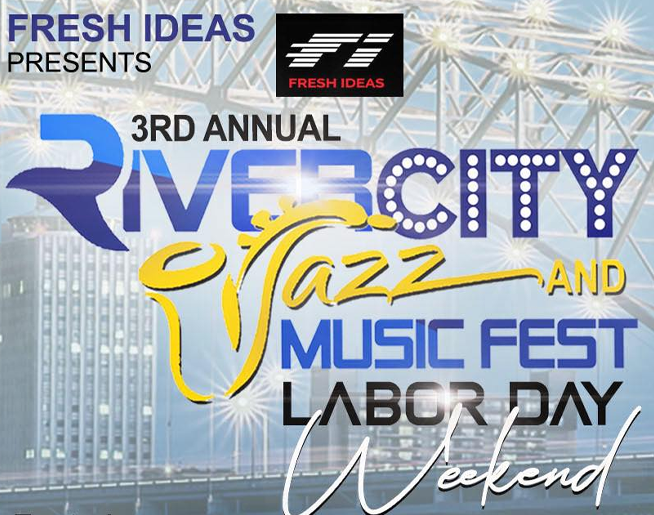 River City Jazz and Music Fest – Cannon Center
