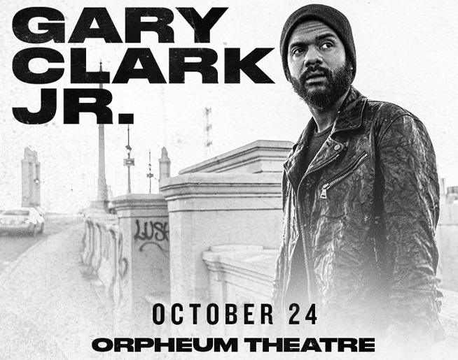Gary Clark Jr – Orpheum Theatre