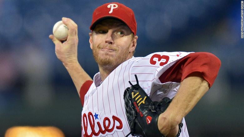 Roy Halladay: Phillies, Blue Jays Pitcher Dead at 40   Rolling Stone