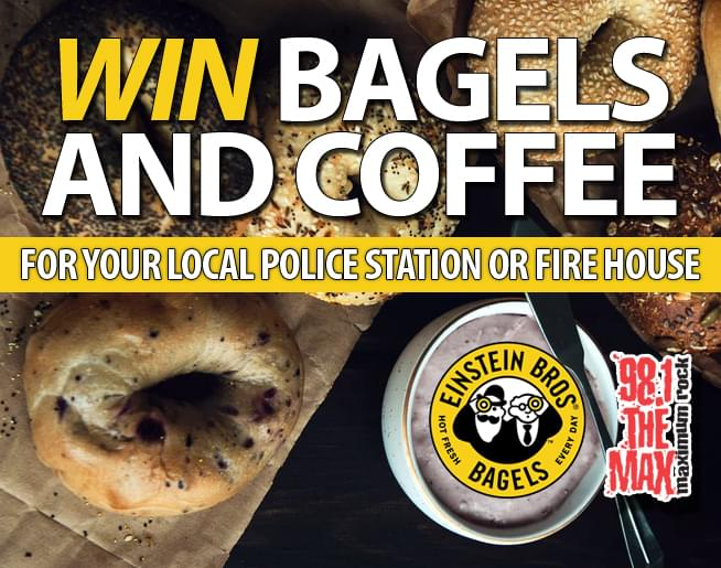 Win Bagels and Coffee | Einstein Bros Bagel