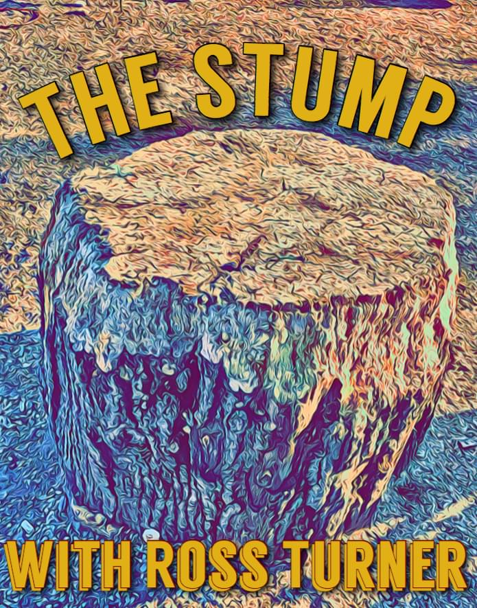 """The Stump"" with Geist"