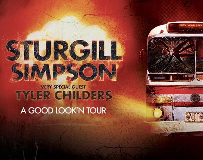 Sturgill Simpson – Landers Center