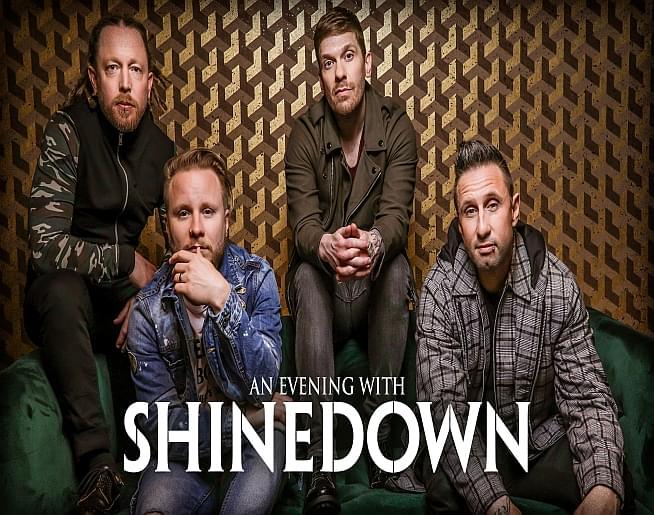 Shinedown – Orpheum Theatre