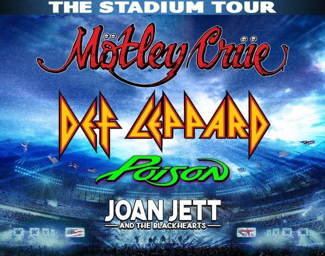 Motley Crue and Def Leppard – Nissan Stadium