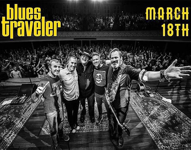 Blues Traveler – Mingelwood Hall
