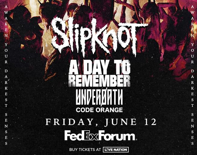 Slipknot – FedExForum