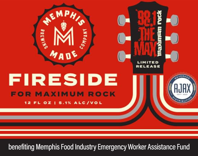 Memphis Made Fireside – Maximum Rock
