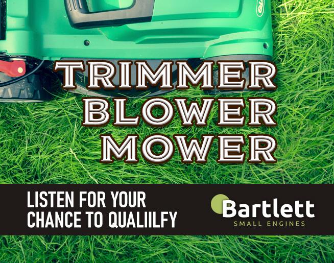 Trimmer Blower Mower – Bartlett Small Engines