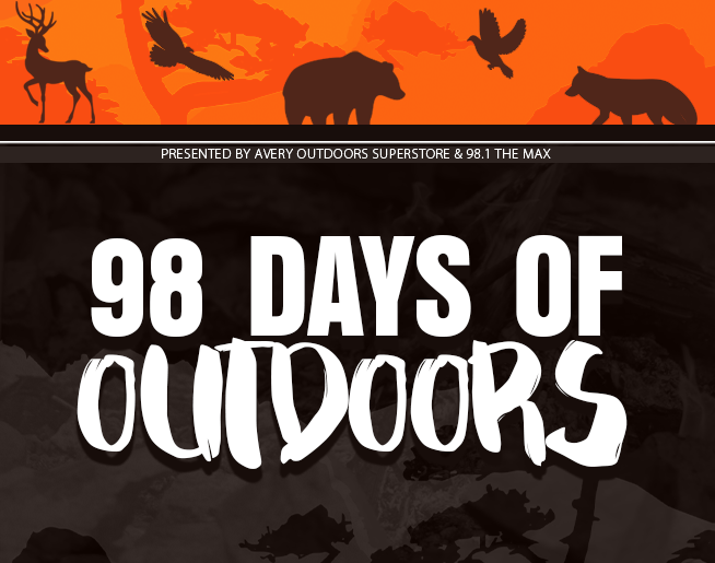 98 Days of Outdoors presented by Avery Outdoors Superstore