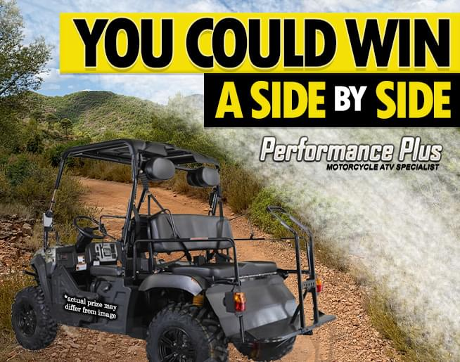Side by Side Giveaway – Performance Plus Cycles