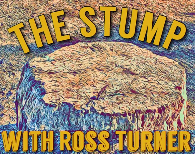 The Stump with Ross Turner