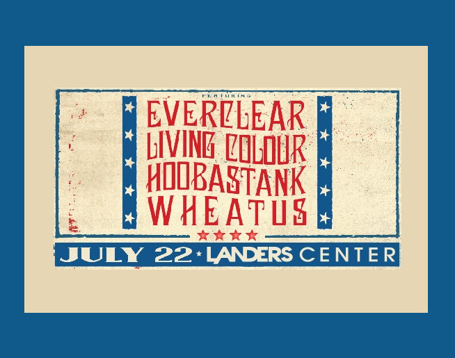 Summerland Tour – Landers Center