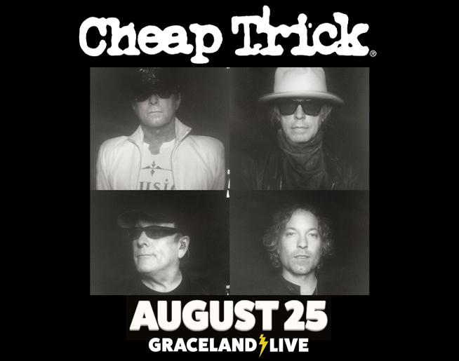 Cheap Trick – Graceland Live