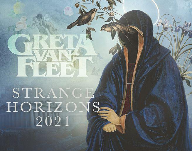 Greta Van Fleet – Firstbank Amphitheater