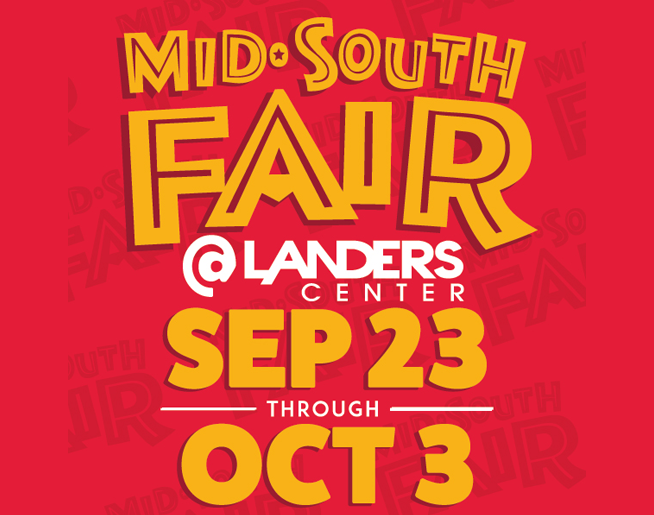 MidSouth Fair – Landers Center