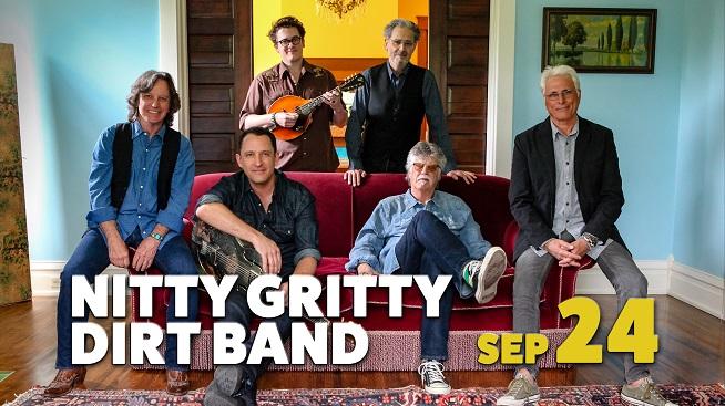 Nitty Gritty Dirt Bandat Graceland