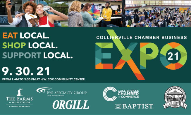 Collierville Chamber Business EXPO