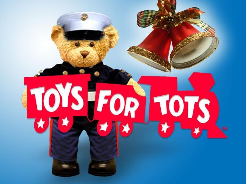Toys for Tots with the US Marines