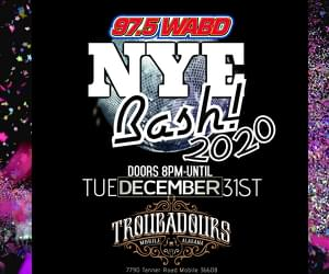 WABD's New Years Eve Bash 2020!