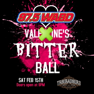 WABD's Bitter Ball at Troubadours