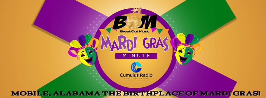 Mardi Gras Minute!