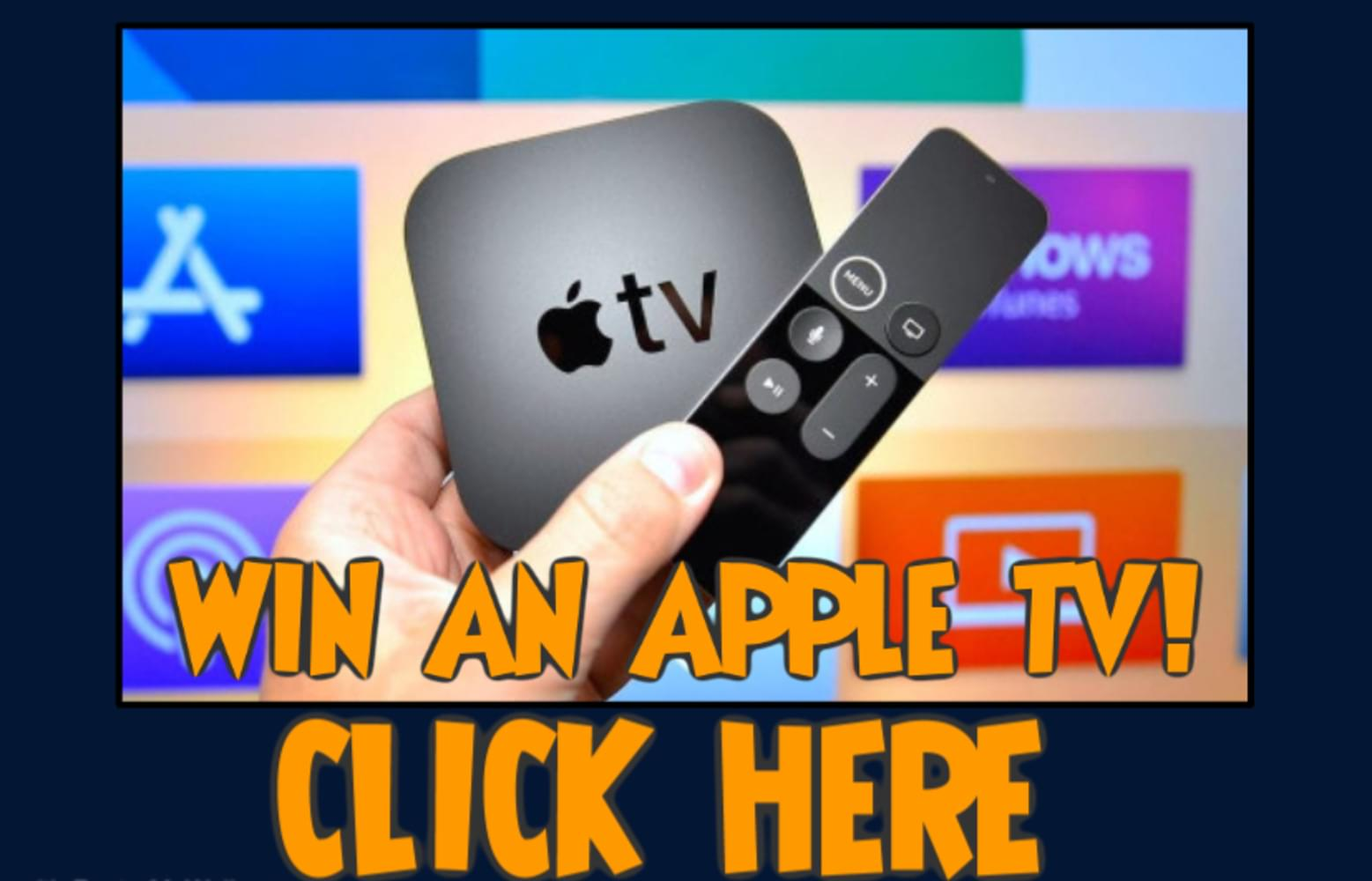 Win an Apple TV a Day