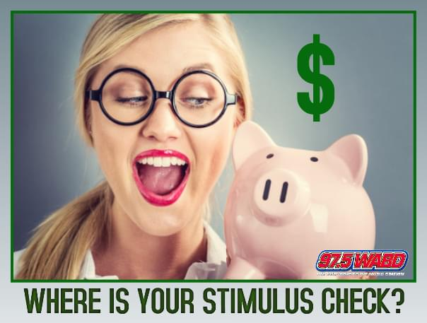 Where is YOUR Stimulus Check?