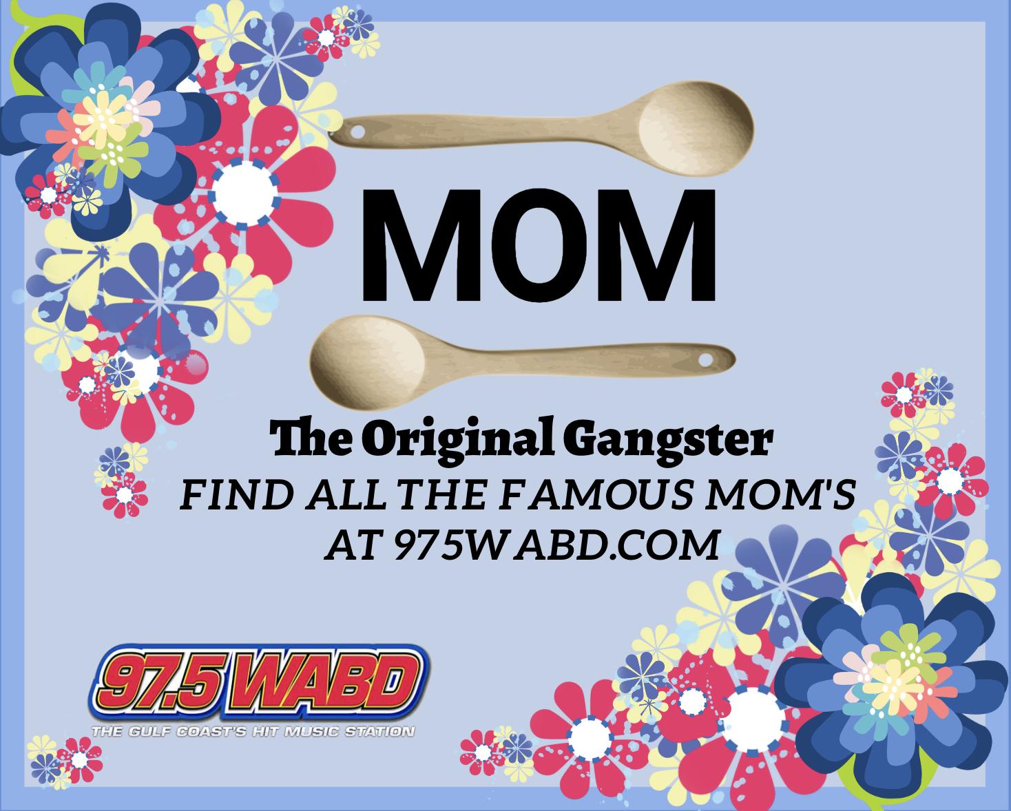 FAMOUS MOMS CONTEST