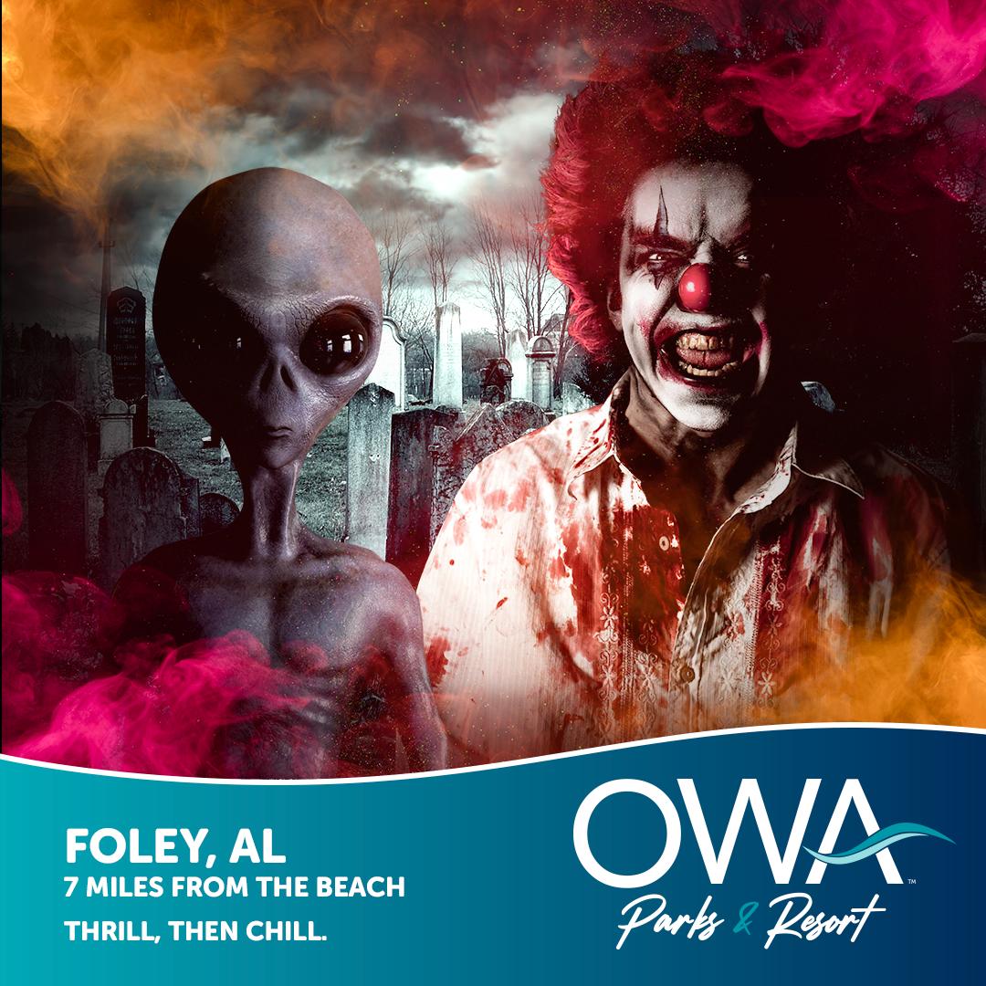 Halloween at OWA!!!