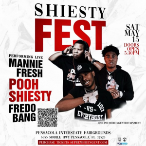 WIN SHIESTY FEST TICKETS!