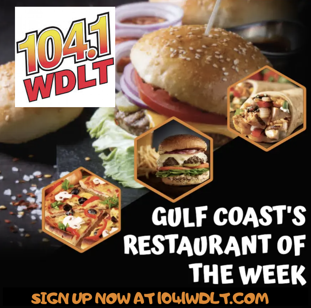 The Gulf Coast's Restaurant of the Week!