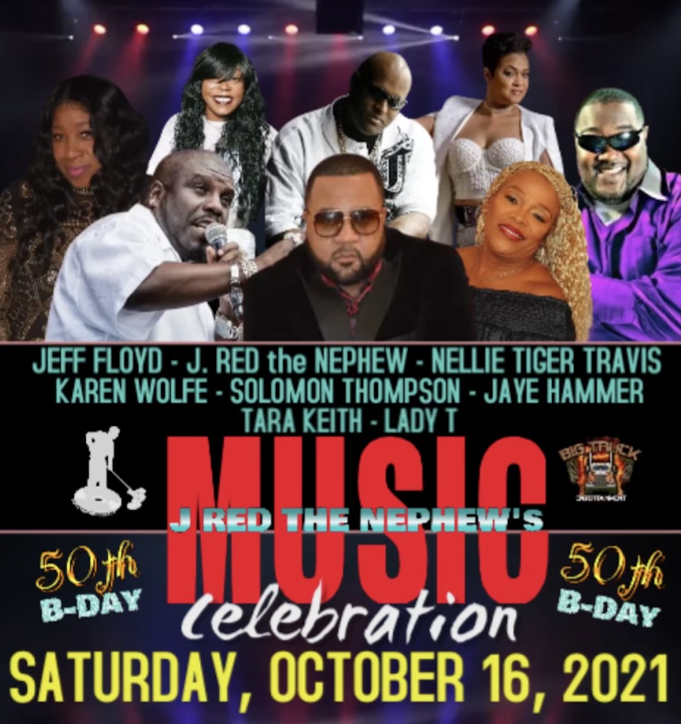 WIN TICKETS TO J RED'S BIRTHDAY BASH!