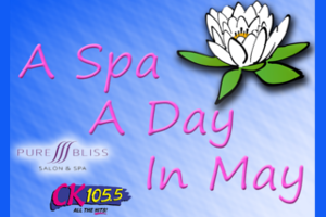 A Spa A Day In May!