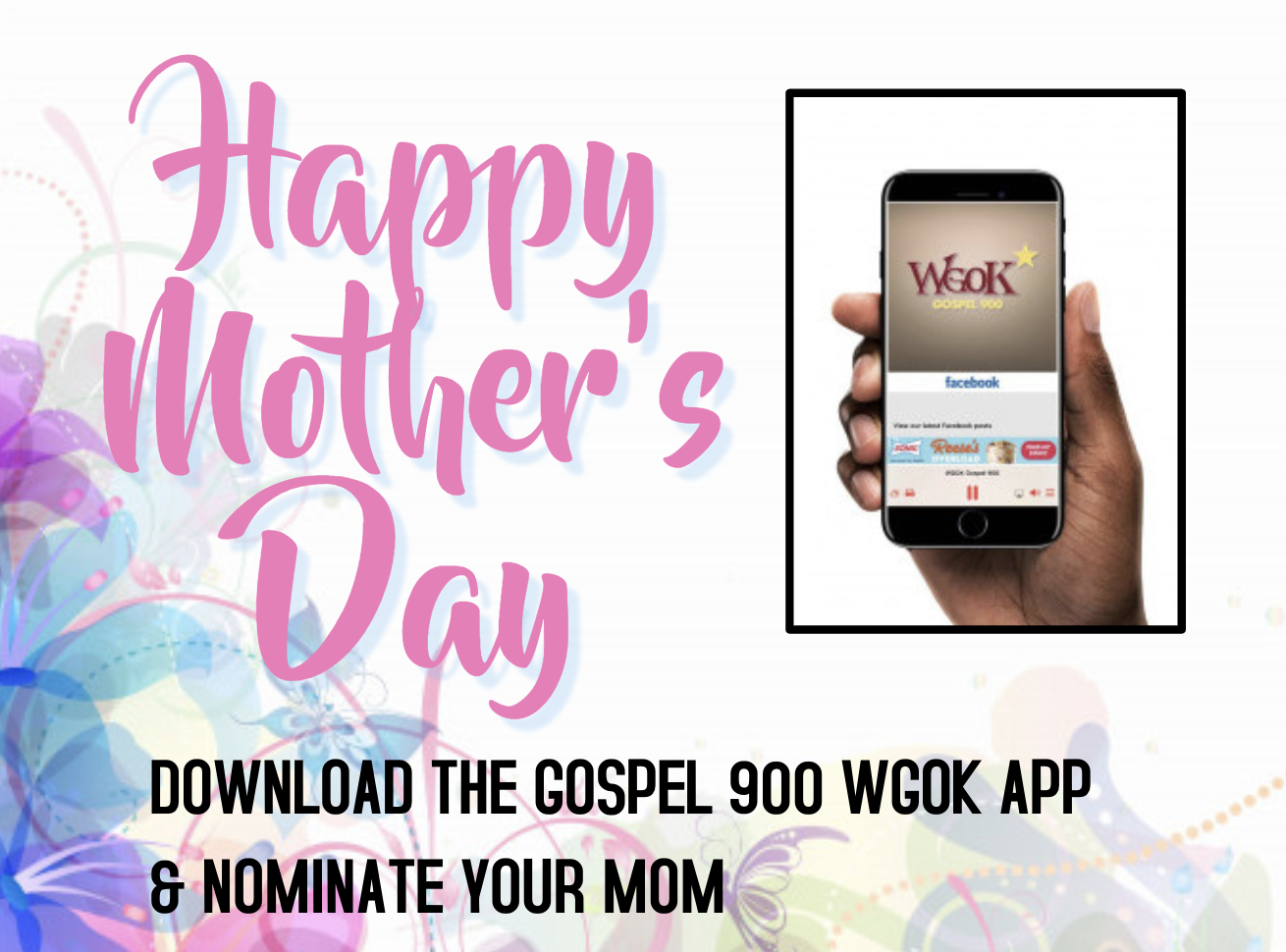 WIN a $100 Winn Dixie Gift Card for Mom! Happy Mother's Day