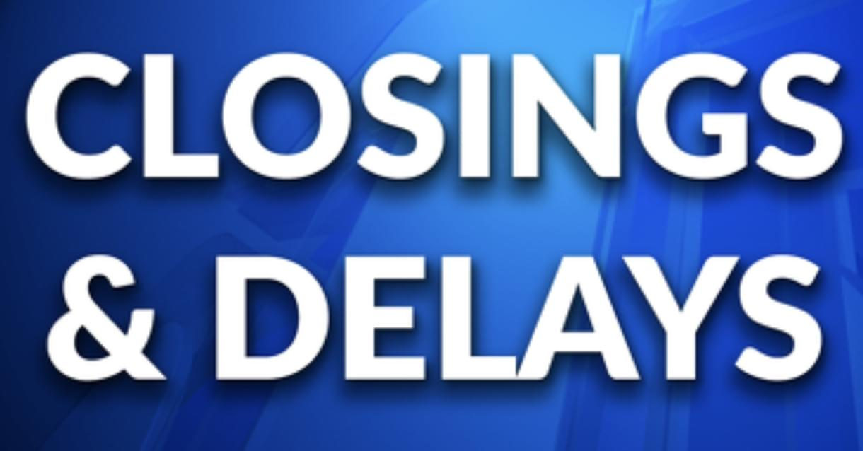 HURRICANE SALLY CLOSINGS & DELAYS