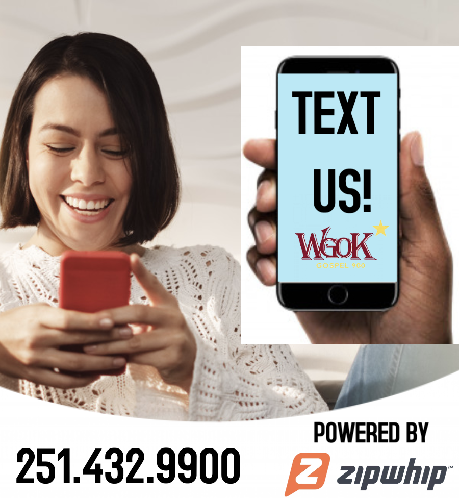 TEXT US 251.432.9900 .. powered by Zipwhip