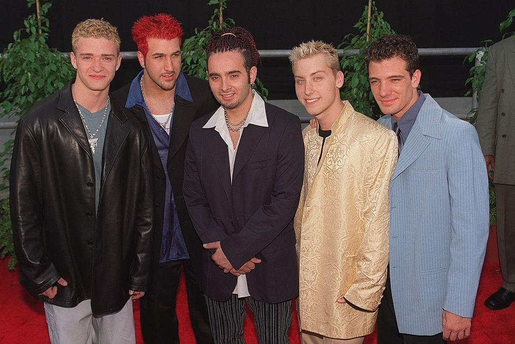 There may be an N' Sync reunion with or without Justin Timberlake