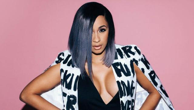 """Cardi B Introduces Fans to Her Movie Character """"Diamond"""""""