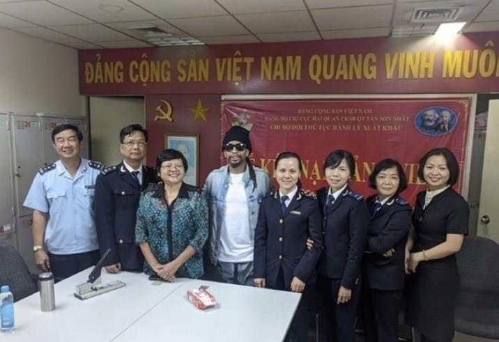 Lil Jon's Gold Gets Him Detained at Vietnam Airport