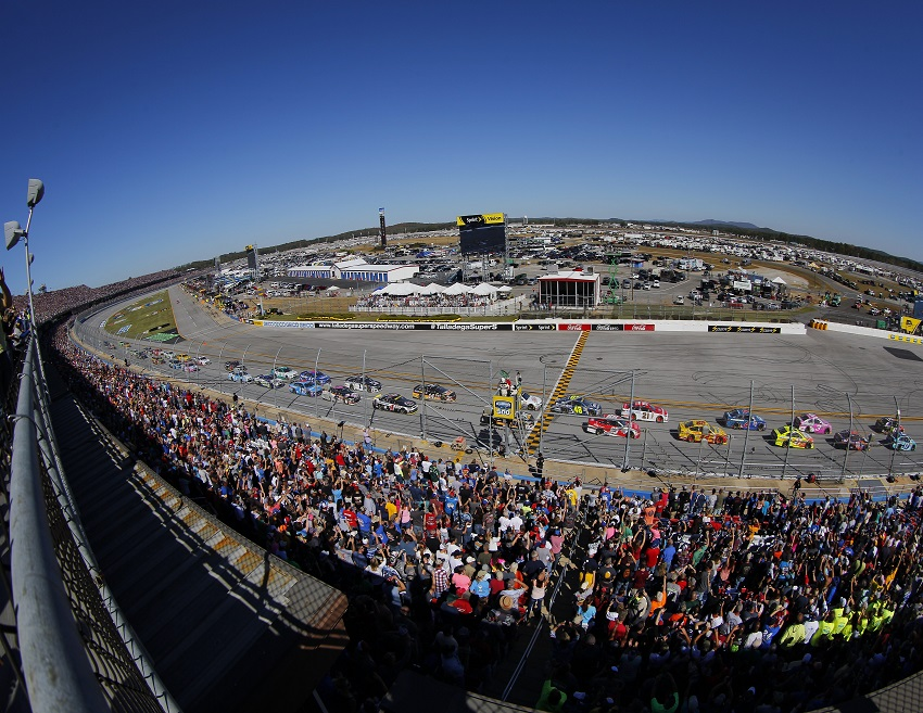 What to Expect at Talladega Superspeedway for Race Weekend [AUDIO]