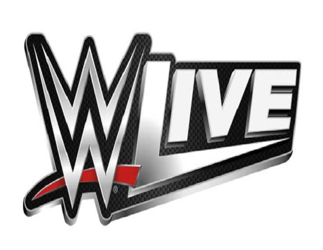 WWE Live Monday Night at Montgomery's Garrett Coliseum