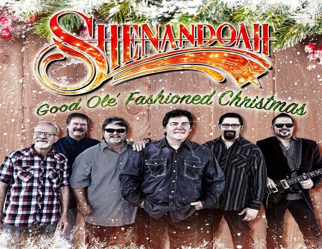 Marty Raybon of Shenandoah Talks New Album and Montgomery Holiday Show [AUDIO]